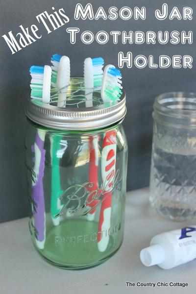 Favero Family Dental Diy Toothbrush Holders