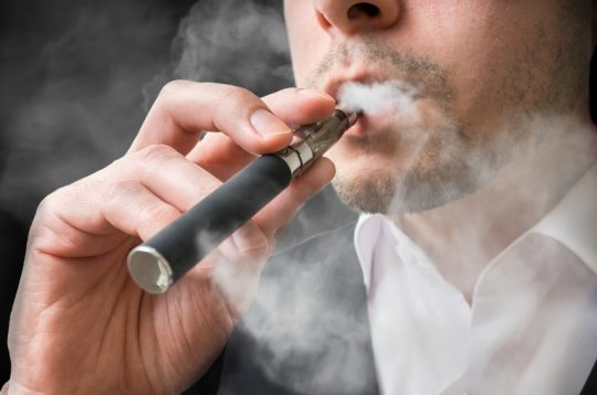 e-Cigarettes Cause Damage to Gum Tissue