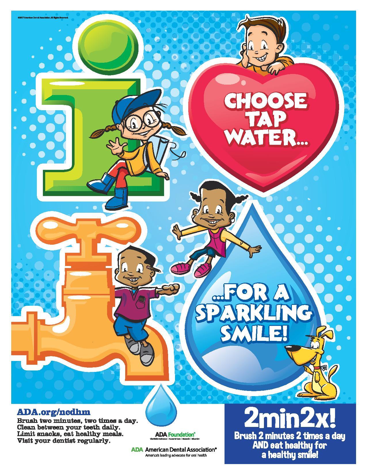 2017 National Children's Dental Health Month