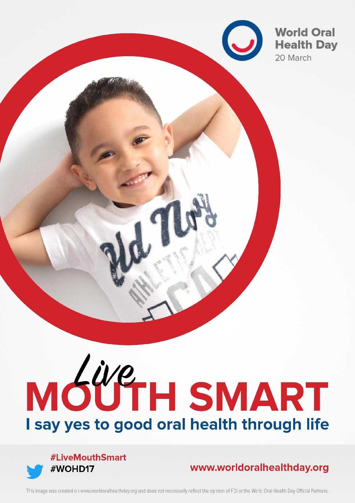It's World Oral Health Day!