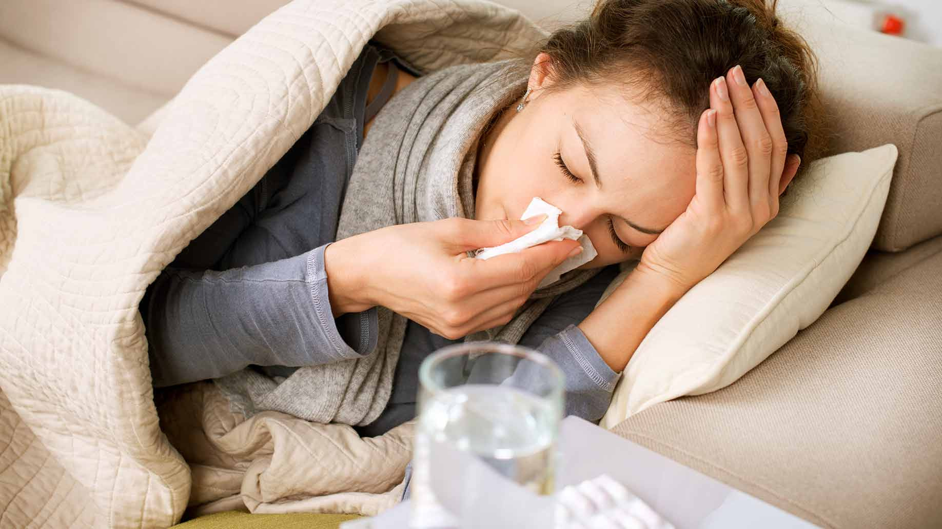5 Ways to Care for your Mouth During the Cold and Flu Season