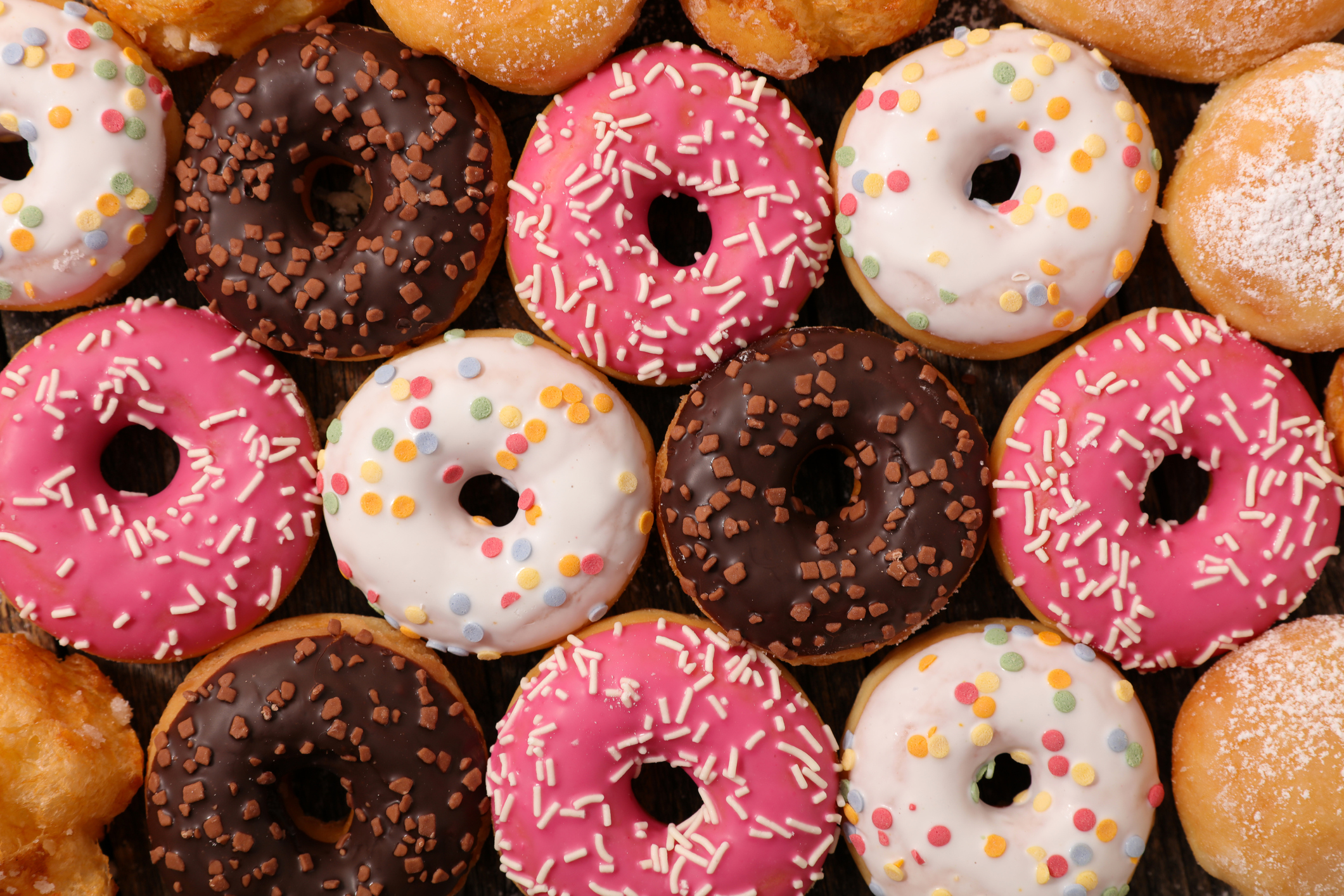 For the ♥ of Donuts!