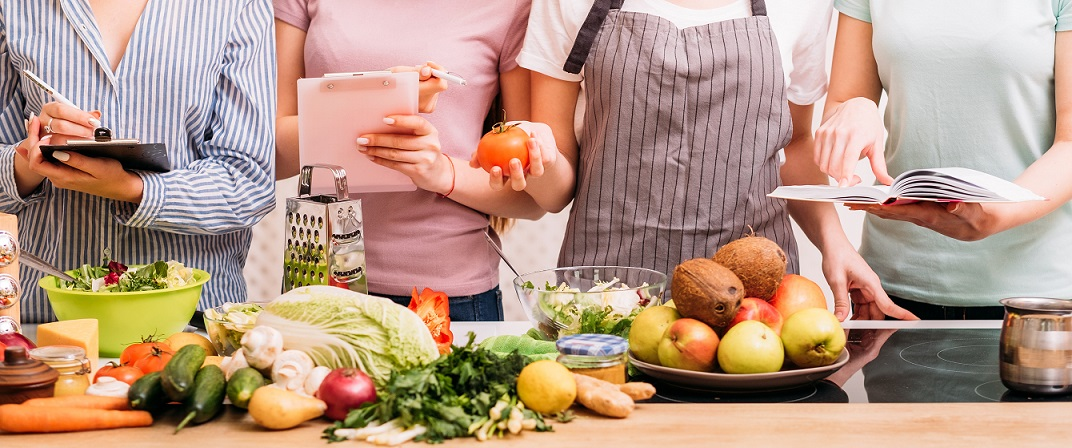 National Nutrition Month: Week Three