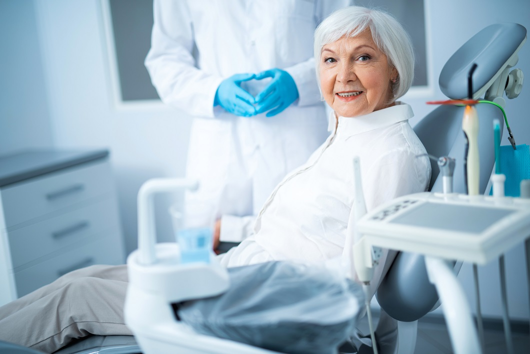Changing Oral Health Care Needs for Older Adults