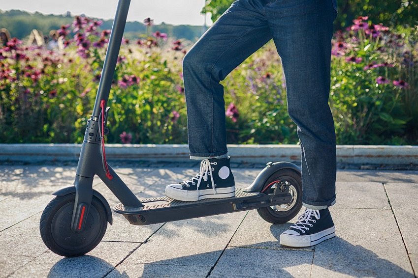 Head Injuries on the Rise with E-Scooters