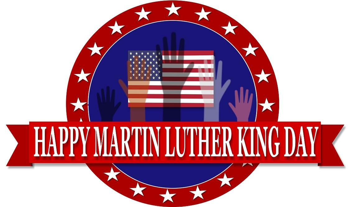 MLK Jr Day (01/18/20)