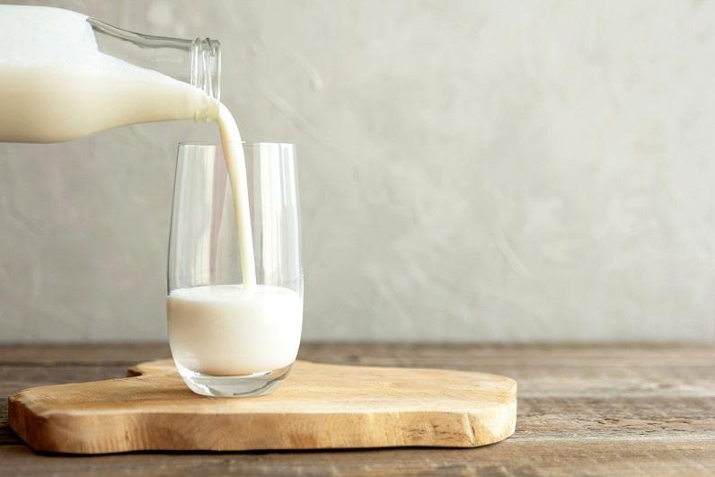 Milk, It Does the Teeth Good!