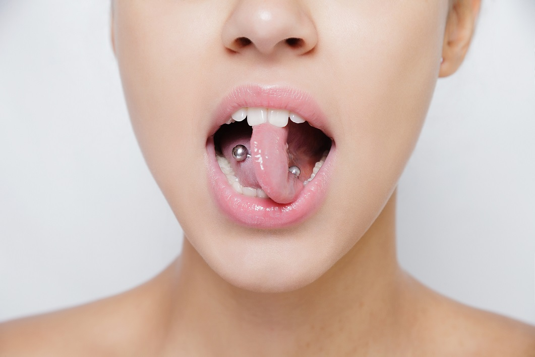 Oral Piercing: Not As Safe As You Think