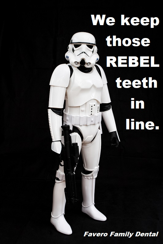 Brush Your Teeth, It's Your Only Hope!
