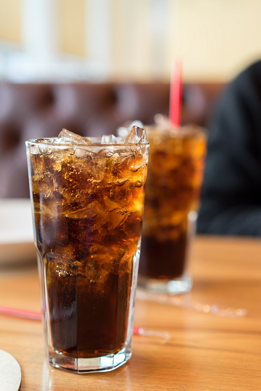Obesity and Tooth Wear Linked to Soft Drinks