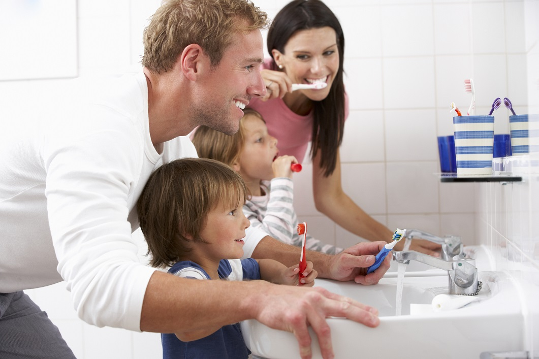 Quick Tips for Brushing Your Children's Teeth