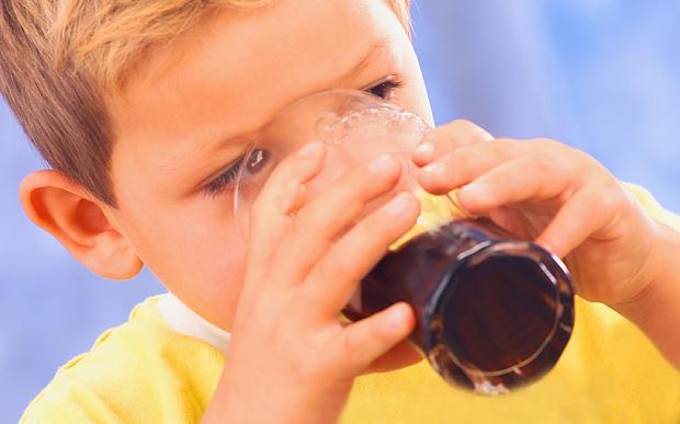 More California Children Consuming Sugary Drinks